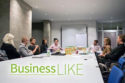 1. BusinessLike in Jena