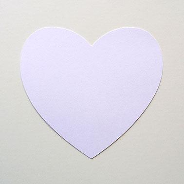 2. Herzform ausschneiden