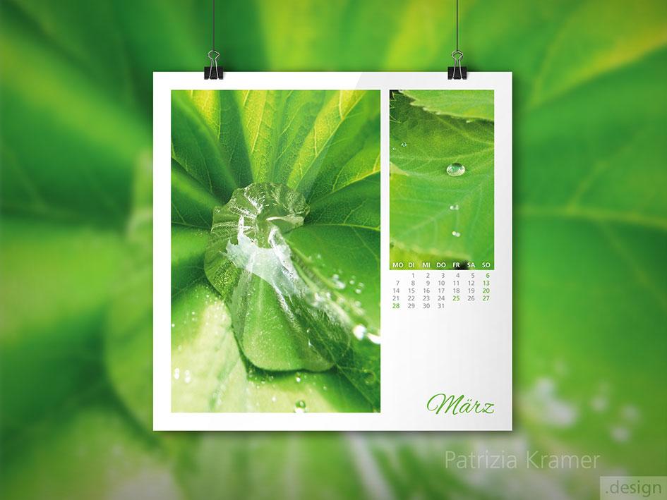 Grafikdesign – Kalender