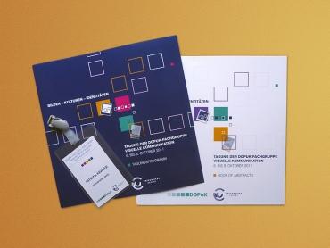 Corporate Design, Tagung, Programm, Print, Druck, Universität, Erfurt, Thüringen