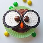 Eulen-Muffin