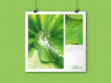 Fotokalender, 2016, Fotodesign, Print, Druck, Jena, Thüringen