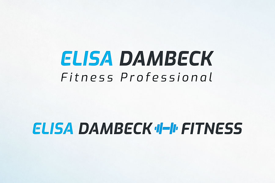 Logo, Corporate Design, Style Guide, Branding, Fitness, Coach, Trainerin, Personal Training, Crimmitschau, Sachsen