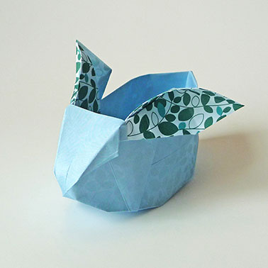 Origami Osterhase