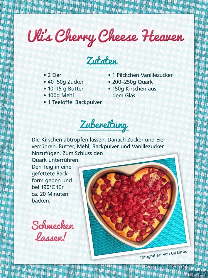 Uli' Cherry Cheese Heaven Recipe