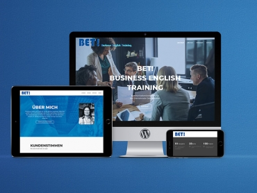 Webdesign, Wordpress, Englisch, Coach, Trainer, Professional, Sulz, Baden-Württemberg