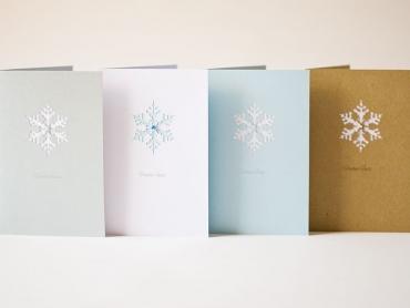 Karten, Weihnachten, Weihnachtskarten, 2016, Papier, Jena, Thüringen