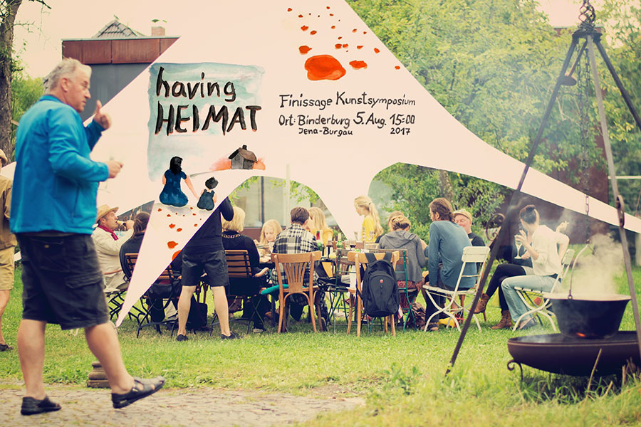 having Heimat, Fotografie, Photodesign, Kunst, Jena, Thüringen